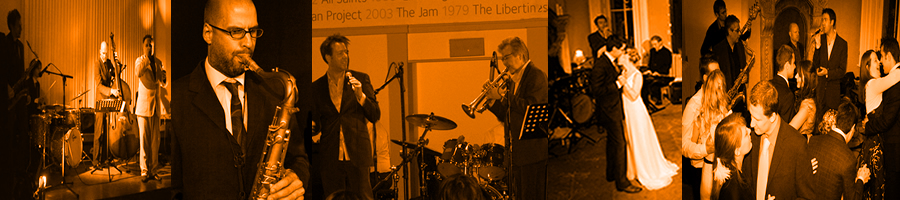 The Hipcats - Jazz band and swing band for hire.