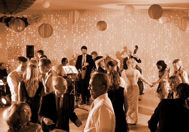 The Hipcats - live jazz band and swing band.